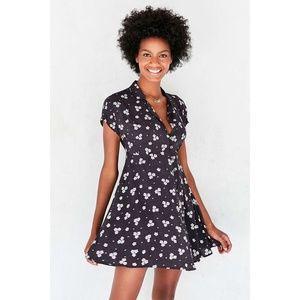 Kimchi Blue - Lucy Printed Shirt Dress